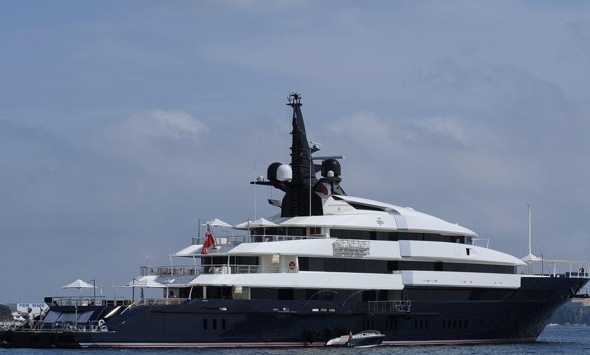 jachty bogaczy jacht