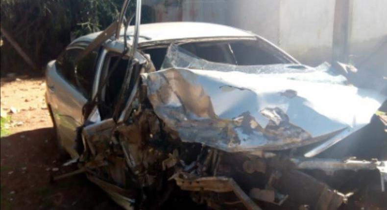 Four die in Sunday morning horror road crash