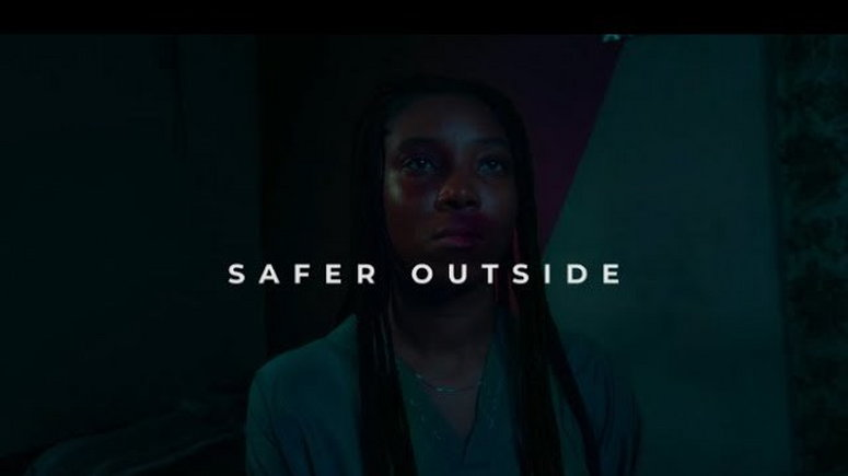 Ndubueze Adaeze in 'Safer Outside' [YouTube]