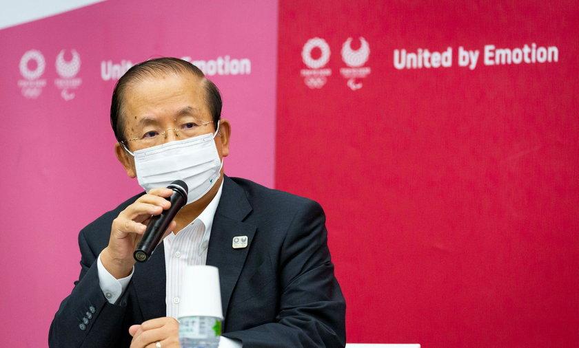 Przewodniczący Komitetu Organizacyjnego Tokio 2020, Toshiro Muto postraszył odwołaniem imprezy w ostaniej chwili