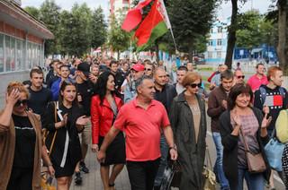 Białoruś: Sześcioro zatrzymanych dziennikarzy wciąż w areszcie
