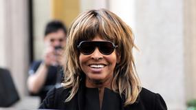 Dawno niewidziana Tina Turner nadal w formie