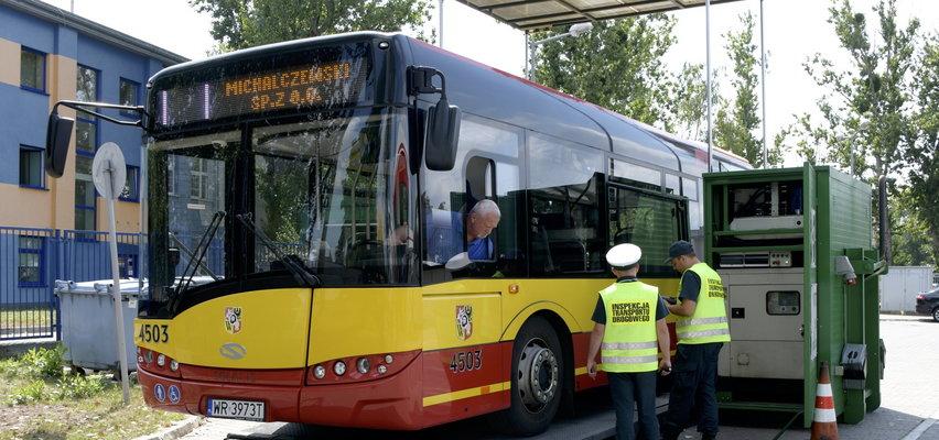 Prezes MPK po kontroli u Michalczewskiego: Bezpieczeństwo pasażerów nie jest zagrożone