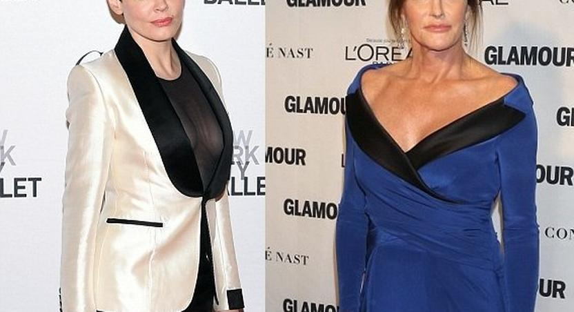 Rose McGowan comes after Caitlyn Jenner on Facebook