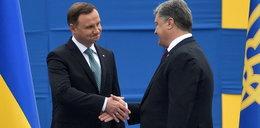 Rosjanie podstawili Dudzie fałszywego prezydenta Ukrainy?