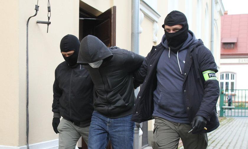 Marek T. został aresztowany.