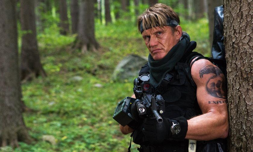 Arnold Schwarzenegger. Niezniszczalni 3.