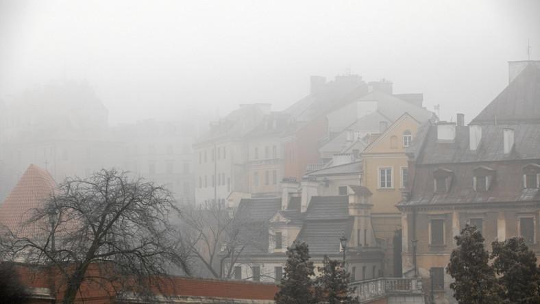 Lublin, smog