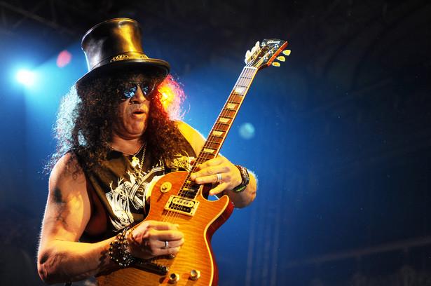 Saul Hudson z Guns N' Roses