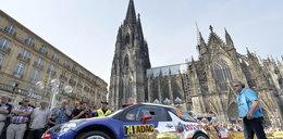 Kubica szaleje w Niemczech!