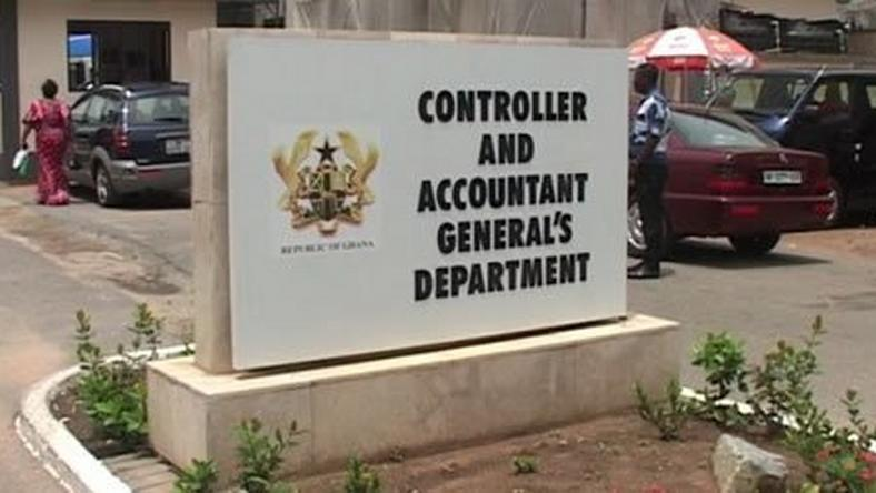 Accountant General's Department