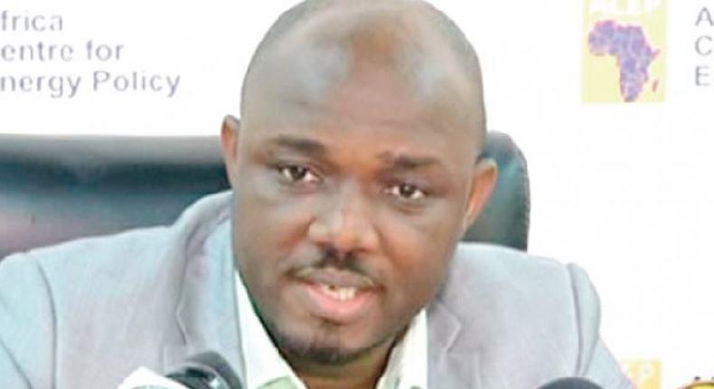 Executive Director of ACEP, Benjamin Boakye