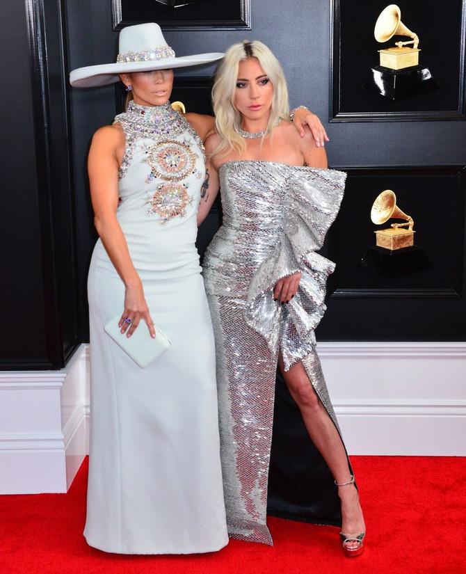 Dženifer Lopez i Lejdi Gaga 2019.