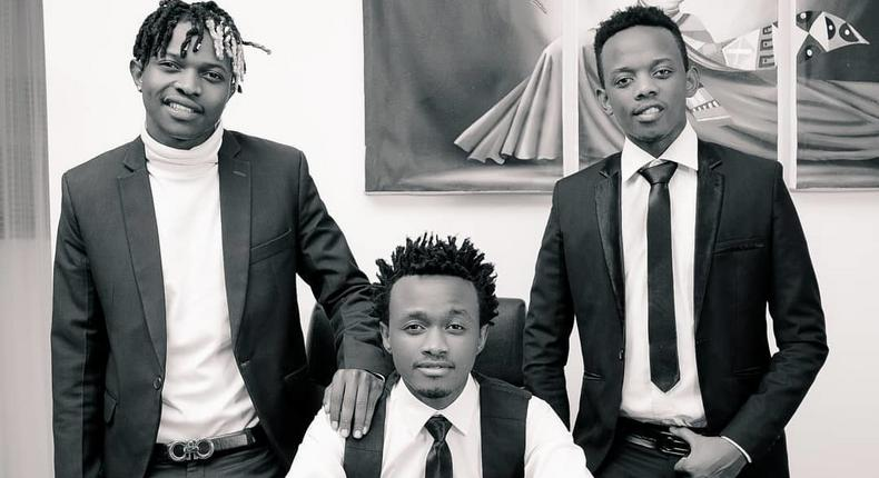 EMB's Records Bahati and Mr. Seed
