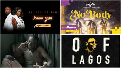 Here are the top 10-most used Nigerian songs on TikTok [Pulse Report]