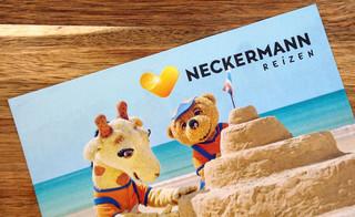 Neckermann tonie razem z Cookiem