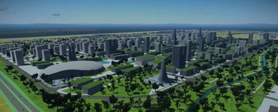 Kraków jak Paryż i La Défense? Powstanie nowoczesna dzielnica wieżowców