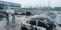 Milionowe straty producentów samochodów po eksplozji!
