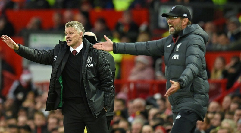 Liverpool have not eclipsed Man Utd's greatest teams, says Solskjaer