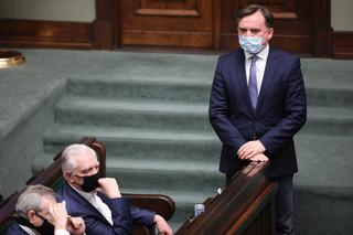 Solidarna Polska wyjdzie z koalicji? Pojawił się formalny wniosek