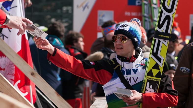 Stoch trzeci w klasyfikacji generalnej Pucharu Świata
