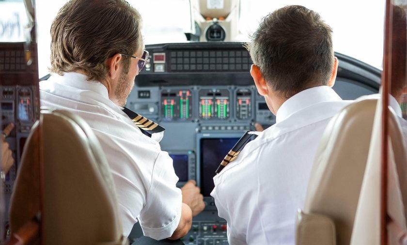 Pilot stracił przytomność za sterami. Wcześniej zrobił duży błąd...