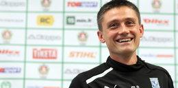 Mariusz Rumak pewny swojej posady