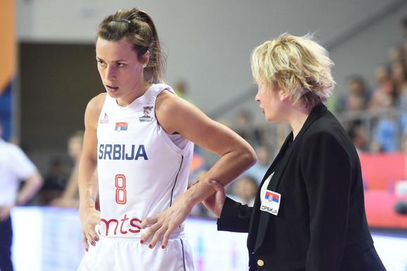 Nevena Jovanović i Marina Maljković