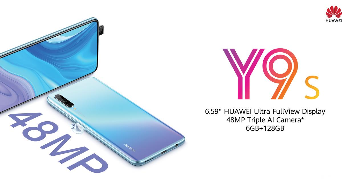HUAWEI Y9s: A stunning new display and a pop-up camera are among the coolest features of this new phone - Pulse Nigeria