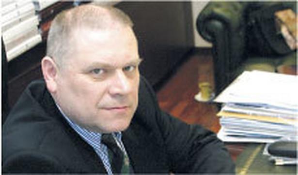 Dr Janusz Fiszer, partner w Kancelarii Prawnej White & Case i docent UW Fot. Wojciech Górski