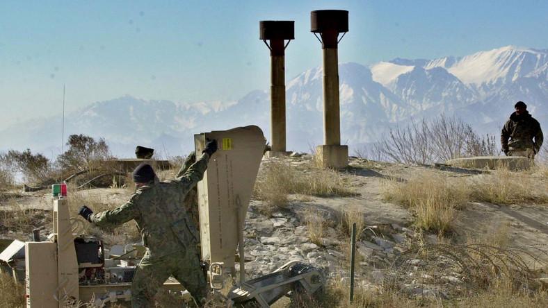 Śmierć polskiego żołnierza w Afganistanie