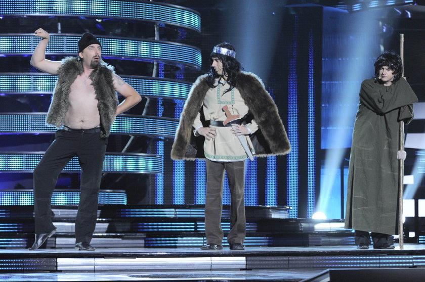 """Kabaret """"Noe-Nówka"""" na scenie"""
