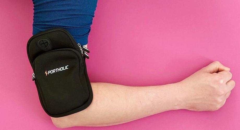 Armtasche für das Smartphone von Portholic