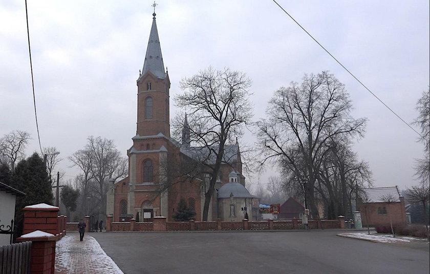 Kościół w Połańcu
