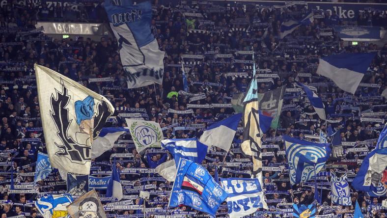 Kibice Schalke