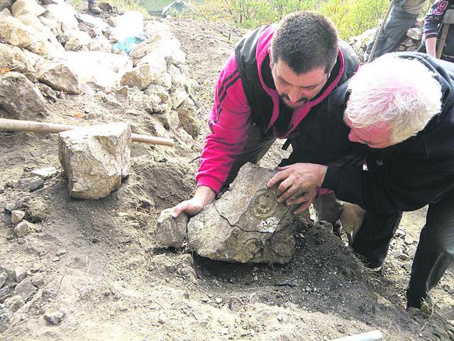 U Jerininom gradu živeli su i Rimljani i Vizantinci