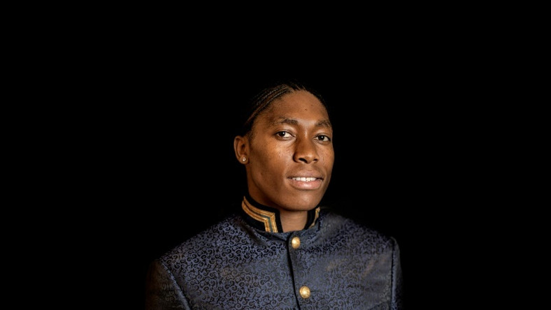'I'm a 'problem' because I'm an over-achiever,' Caster Semenya told a women's empowerment conference in Johannesburg