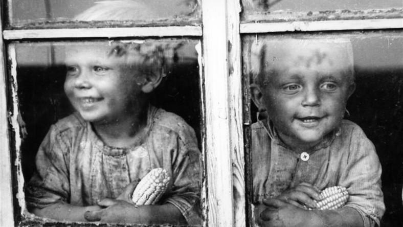 Ukraina. 1940 r.