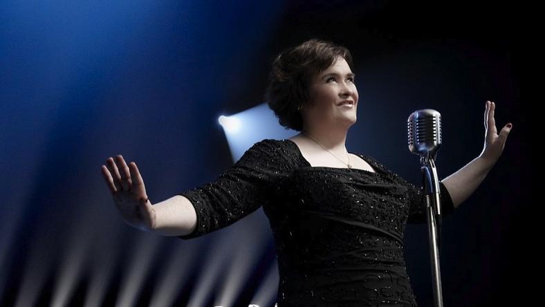 """7 listopada ukaże się trzecia płyta Susan Boyle, """"Someone To Watch Over Me"""""""