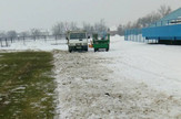 sneg stadion fk radnik bijeljina