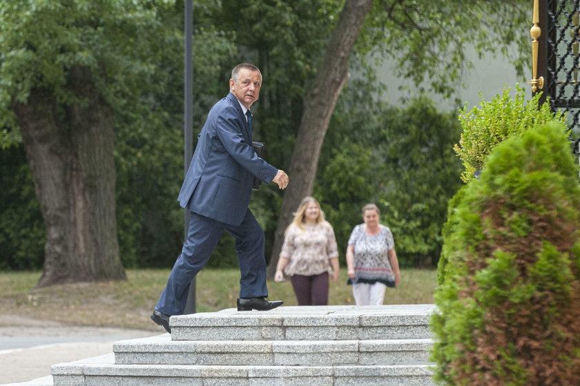 Marian Banaś był ministrem finansów