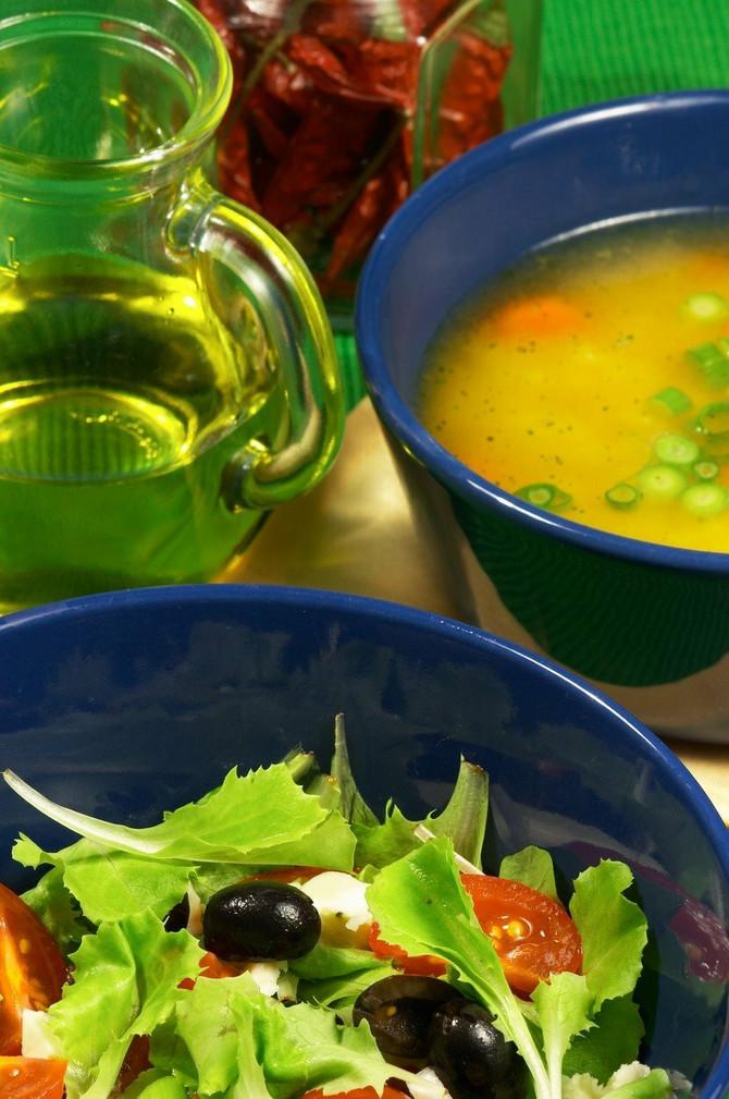 Čorbe i salate najviše će prijati organizmu