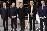 Francuska, Predsednička debata