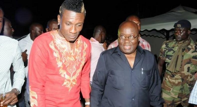 Ghana Black Stars skipper, Asamoah Gyan denounces his retirement after meeting the president