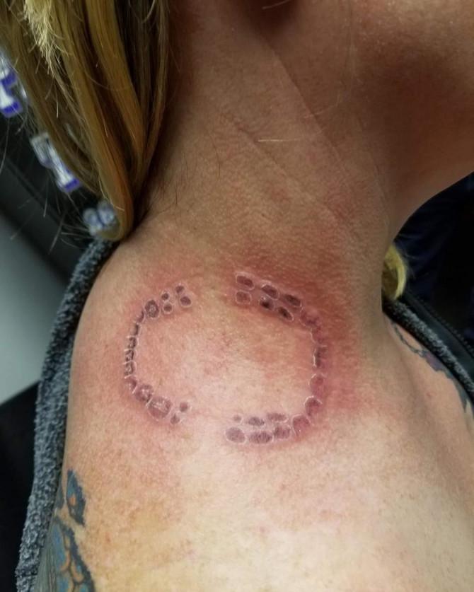 Ovako izgleda tetovaža