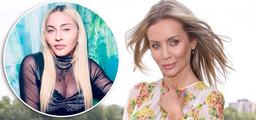 Agnieszka Woźniak-Starak zachwycona nową twarzą Madonny. Chce namiary na jej chirurgów!
