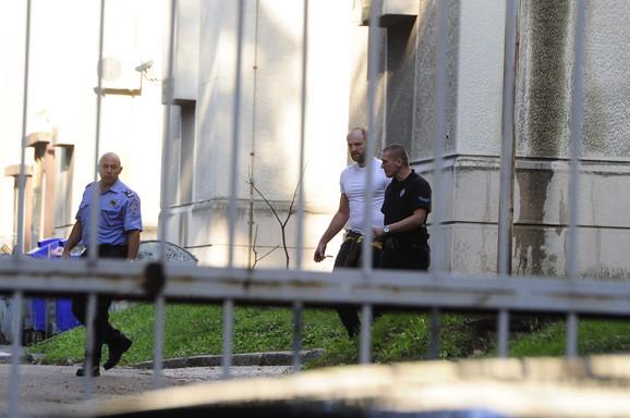 Darko Kostić izlazi iz pritvora
