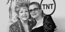 Matka Carrie Fisher nie żyje. Zmarła dzień po córce