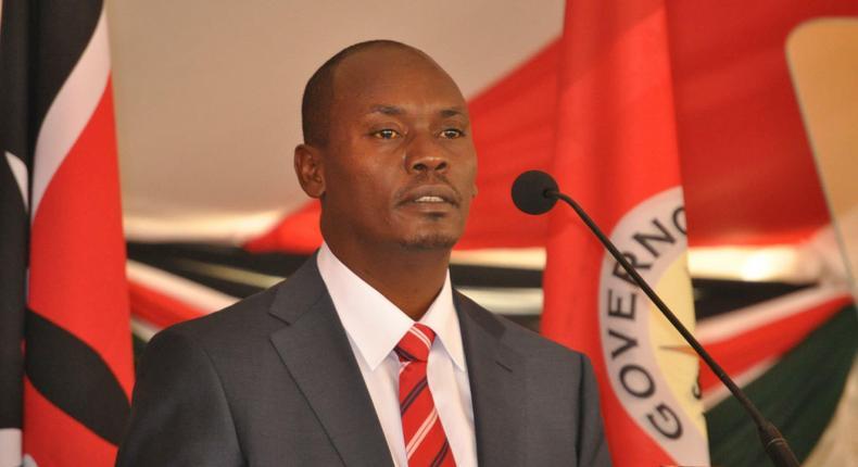 Kiambu Governor William Kabogo