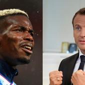 POGBA SE OGLASIO POVODOM SUKOBA SA MAKRONOM Predsednik Francuske UVREDIO fudbalera, a ovaj naknadno OTKRIO da li napušta reprezentaciju zbog toga